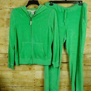 Old Navy Woman Tracksuit 2XL XL Terry Cloth